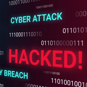 Cyberattack WOrds